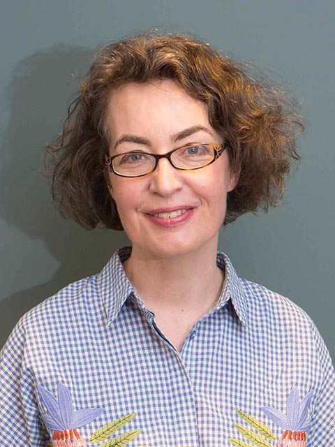Photo of Kate Clanchy